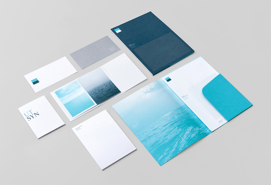 Logo and print designed by Neue for Oslo-based Norwegian Shipowners' Association