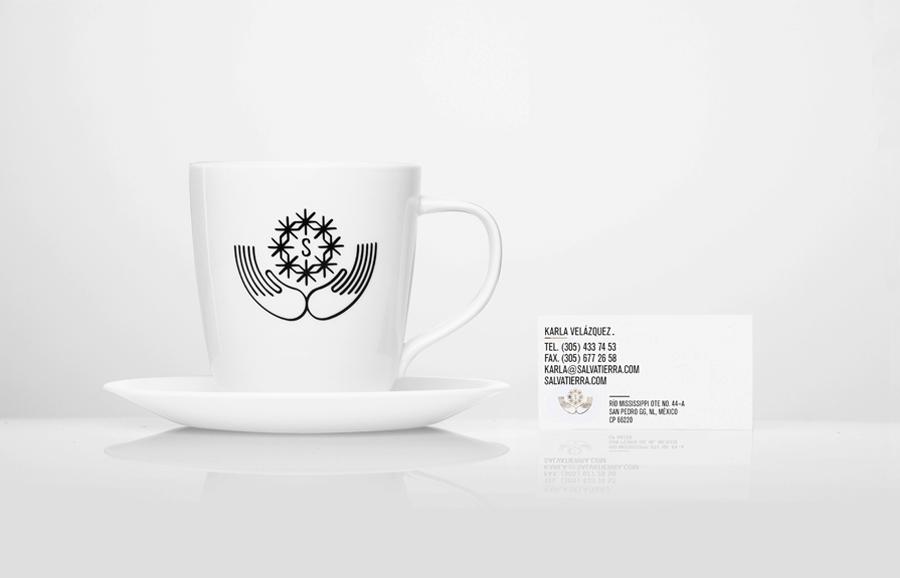 Brand identity by Anagrama for Latin American premium goods exporter Salvatierra