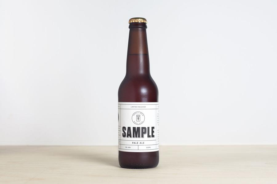 Packaging designed by Longton for Sample Brew