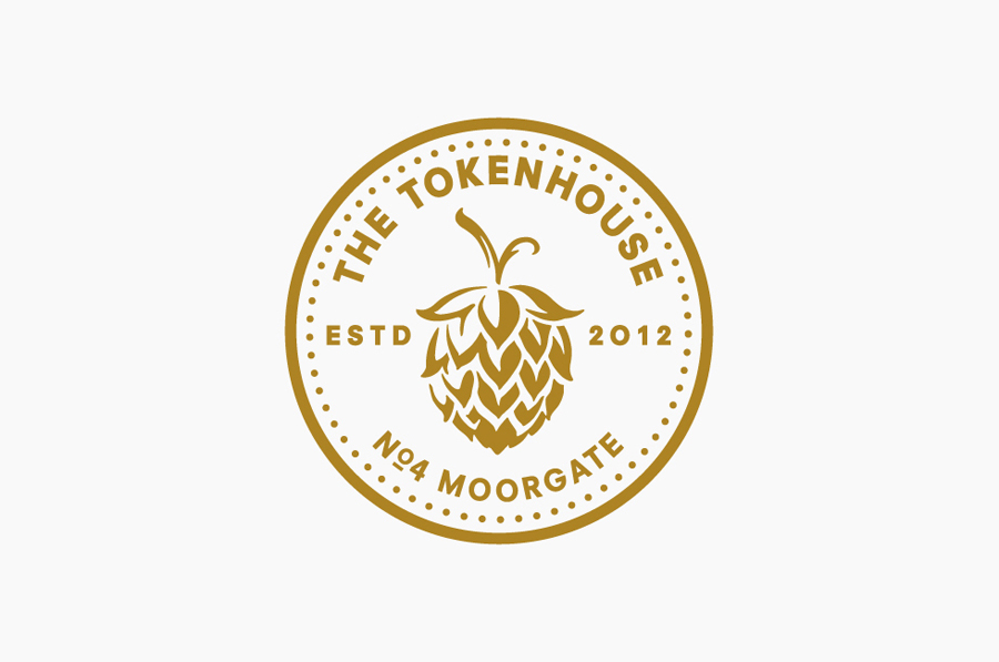 Logo for The Tokenhouse created by Designers Anonymous