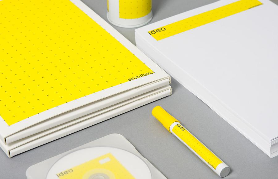 Architecture Logo Design & Branding – Ideo Architekci by For Brands, Poland