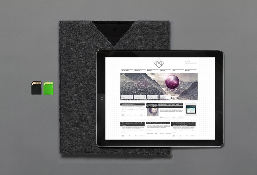 Responsive website design by Work In Progress for Metronet