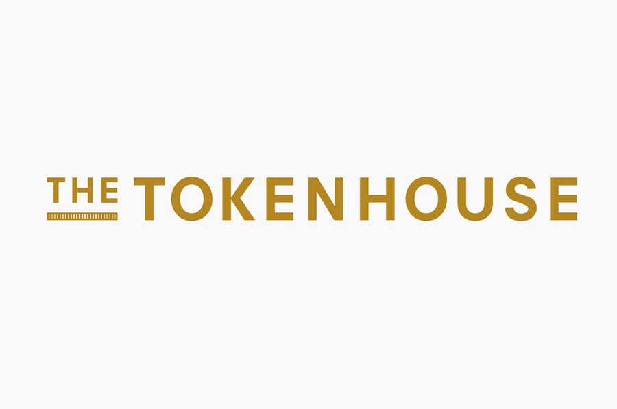 Logotype for The Tokenhouse created by Designers Anonymous