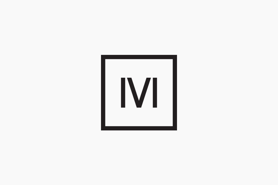 MV monogram designed by Face for architect and studio founder Victor Martinez
