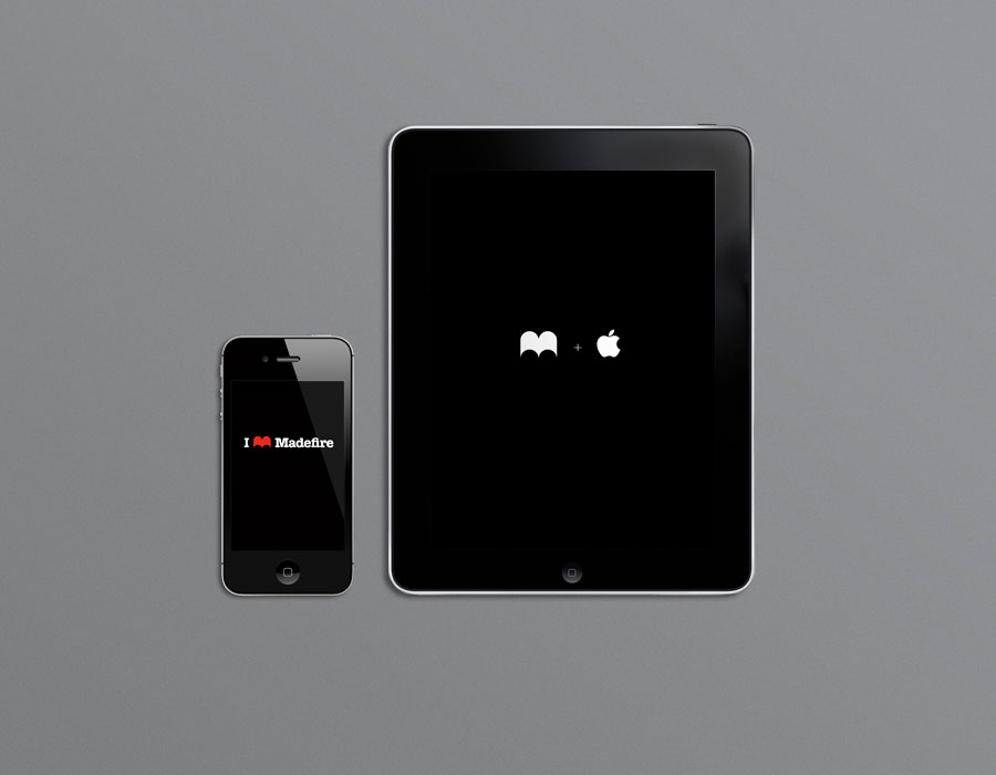 Mobile experience for Madefire designed by Moving Brands