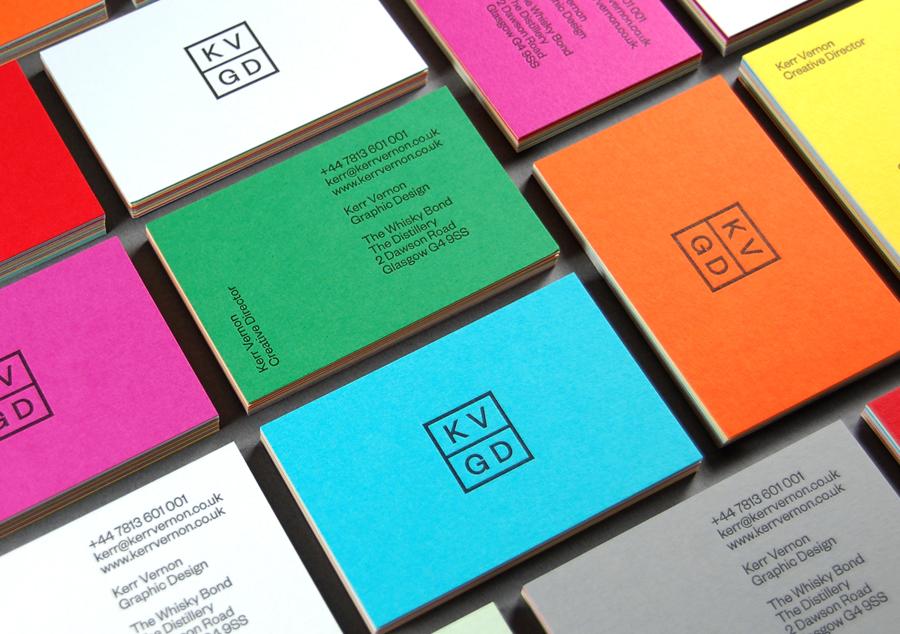 New Brand Identity for KVGD by Kerr Vernon - BP&O