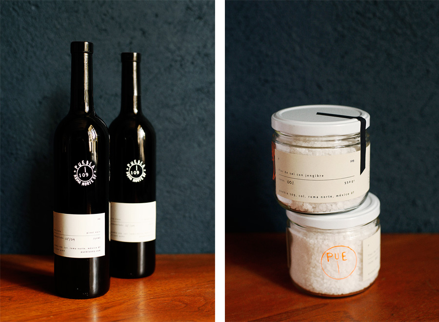 Packaging by Savvy for art, design and gastronomy experience Puebla 109