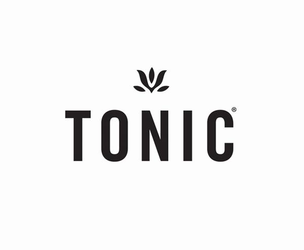 Logotype by Little Big Brands for fruit based energy shot range Tonic