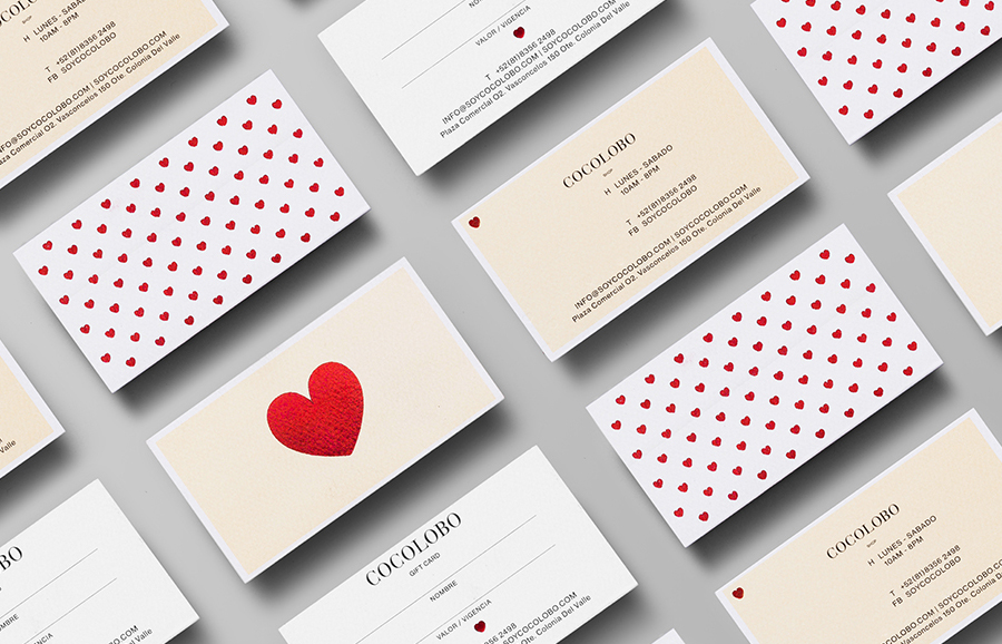 Cocolobo - Logo and stationery design by Anagrama