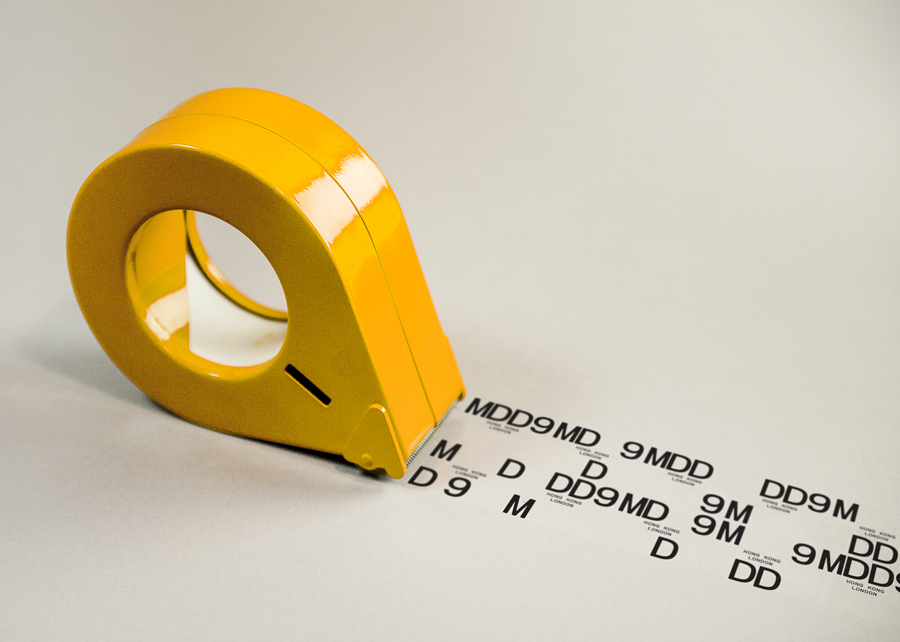 Architecture Logo Design & Branding – MDD9 by Two Times Elliott, United Kingdom