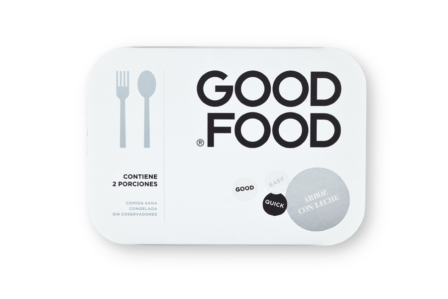 Logo and packaging design by Face for Good Food