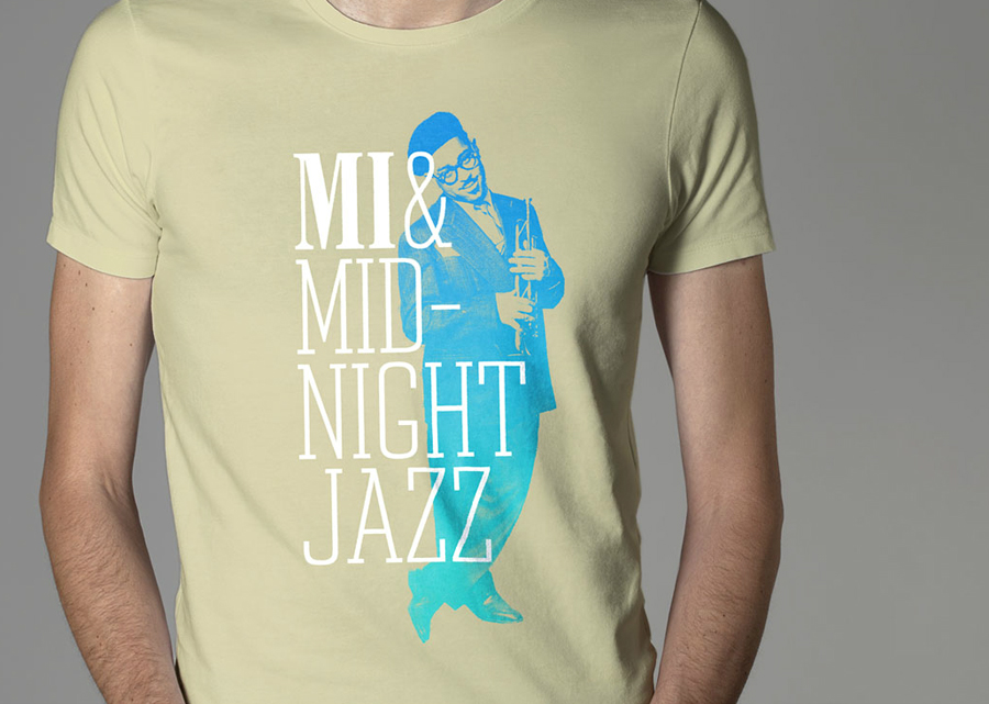 T-Shirt designed by Atipo for online fashion retailer Mi&Mall