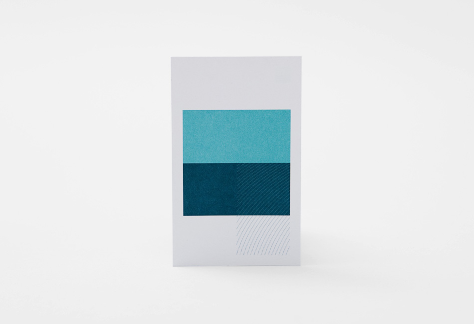 Logo and business card designed by Neue for Oslo-based Norwegian Shipowners' Association