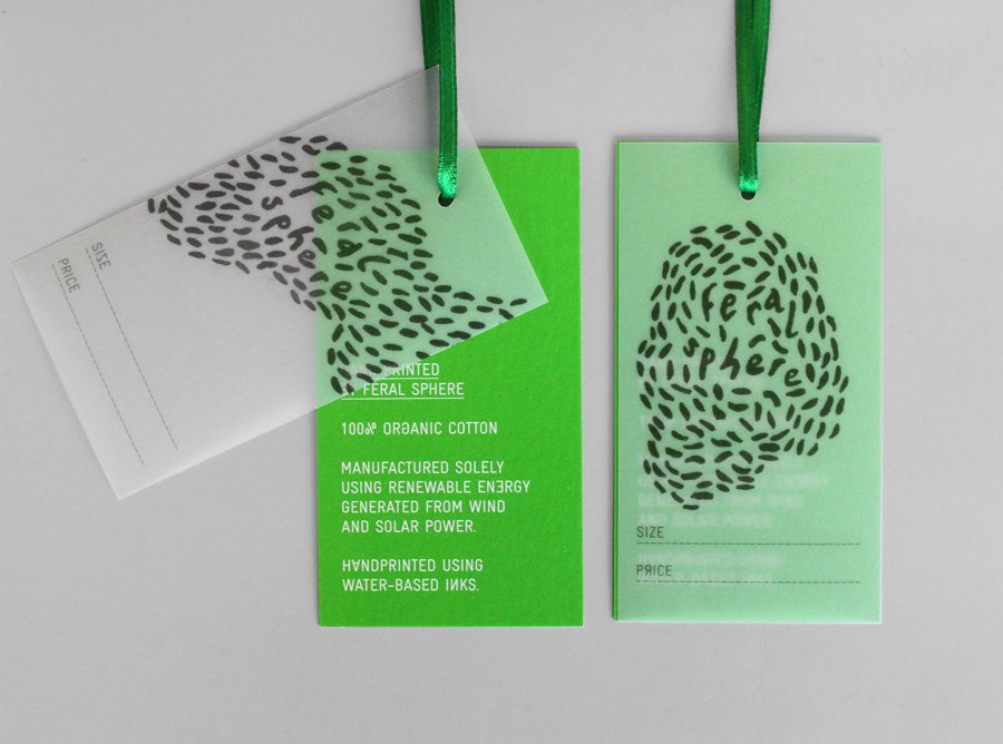 Fashion Branding – Feral Sphere by Mind, United Kingdom
