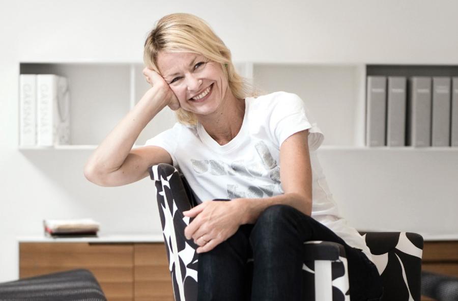 Industrial designer Nina Jobs
