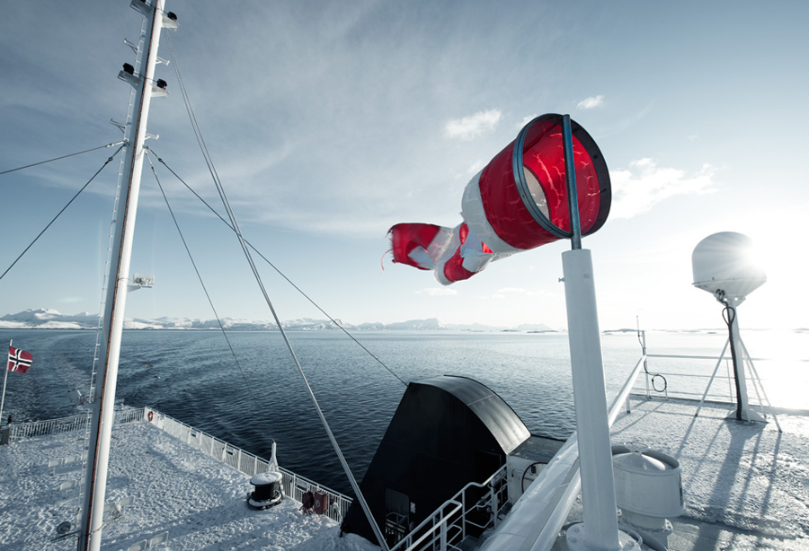 Photography for the Norwegian Meteorological Institute - Meteorologisk Institutt
