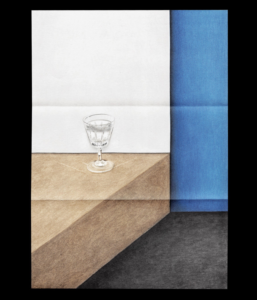 Letterhead design by Bureau Collective for Swiss bartender Philipp Grob