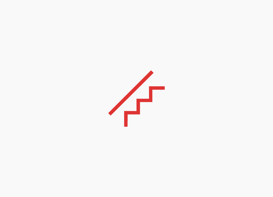 Logo for Swedish specialist staircase manufacturer Askeroths Trappor Och Räcken designed by Bedow