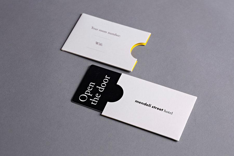 New Brand Identity for Mendeli Street by Koniak - BP&O