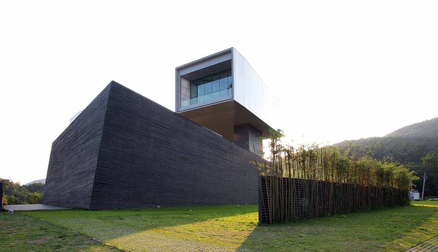 Gallery and creative space Sifang Art Museum
