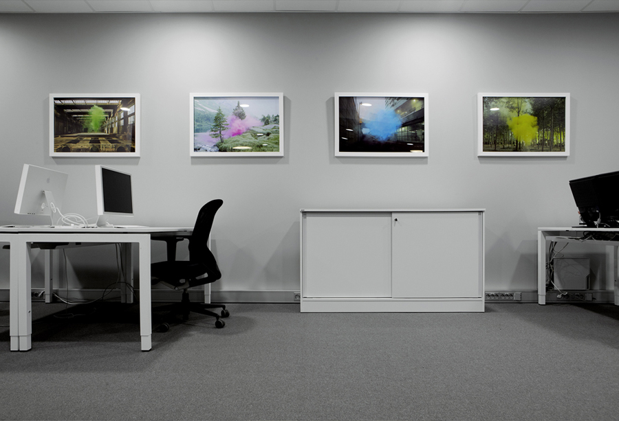 Interior for Storyline Studios
