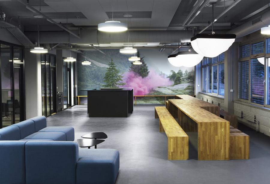 Interior for Storyline Studios