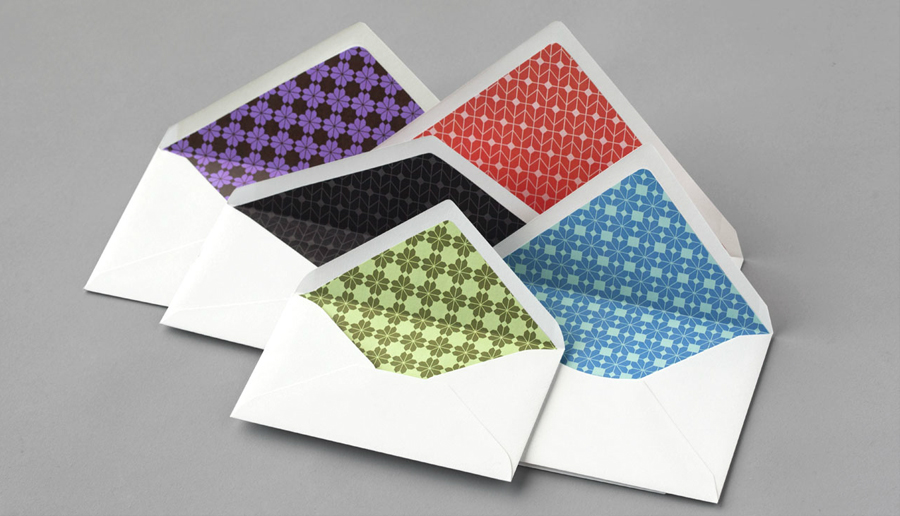 Envelope design by Atipo for Spanish production studio Minke