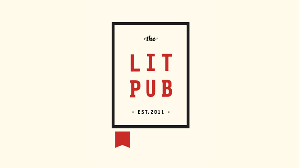 Logo designed by Fuzzco for on-line publisher of independent authors The Lit Pub