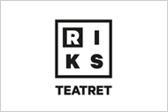 Logo - Riksteatret