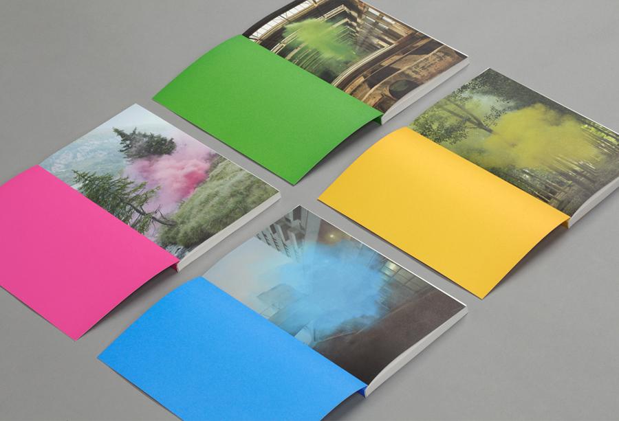 Brochure design by Work In Progress for Storyline Studios
