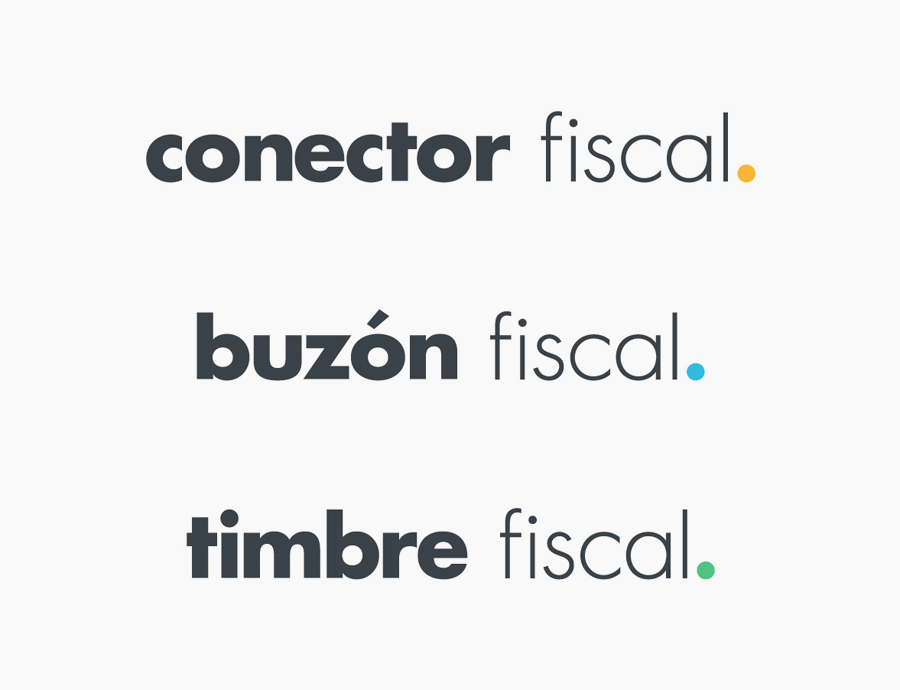 Logo for Mexican on-line, electronic invoicing service provider Diverza designed by Face Creative