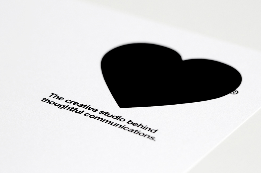 Logo and stationery created by Designers Anonymous