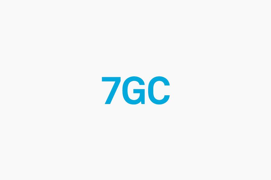 Logotype designed by Face for Saudi Arabian IT consultancy 7GigaCloud