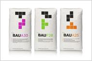 Logo - Bau Building Materials
