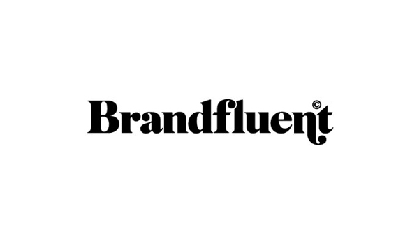 Logo designed by Six for brand innovation and technology consultancy Brandfluent