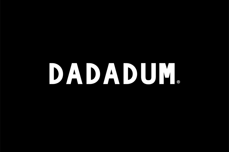 Logotype and stationery created by Demian Conrad Design for Swiss contemporary furniture design and manufacturer Dadadum