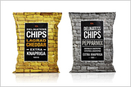 Packaging - Delikatess Chips