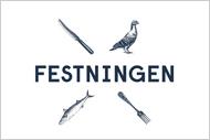 Logo - Festningen