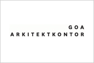 Logo - Goa Arkitekkontor
