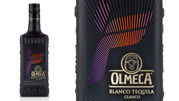 Packaging design by Coley Porter Bell for Olmeca's Ferry Corsten special edition