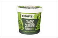 Packaging - Stoats Porridge