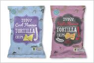 Packaging - Tesco Tortillas