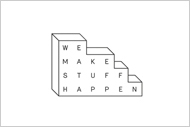 Logo - We Make Stuff Happen
