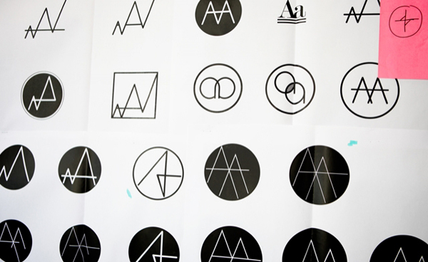 Logo development by Fiftree for French consulting and management firm Altime Associates