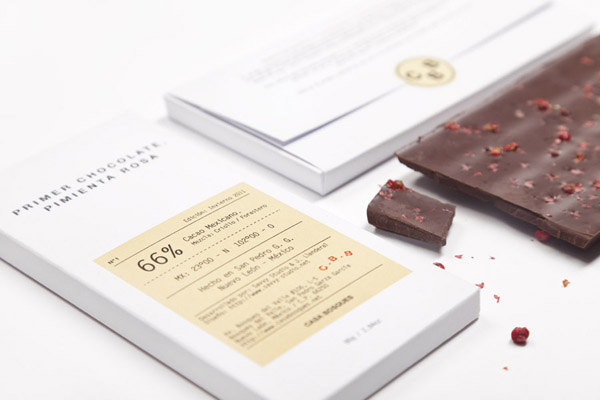 Casa Bosques Chocolates - Designed by Savvy Studio