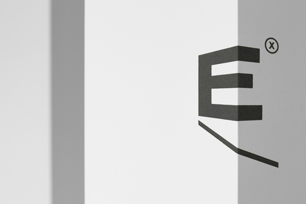 Logo designed by Blok for Mexican industrial design studio Etxe