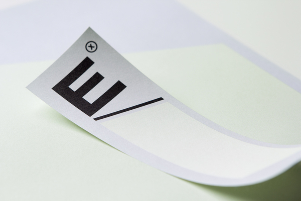 Logo and print designed by Blok for Mexican industrial design studio Etxe