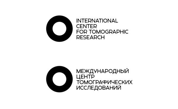 Logo created by Tomat Design for The International Center for Tomographic Research