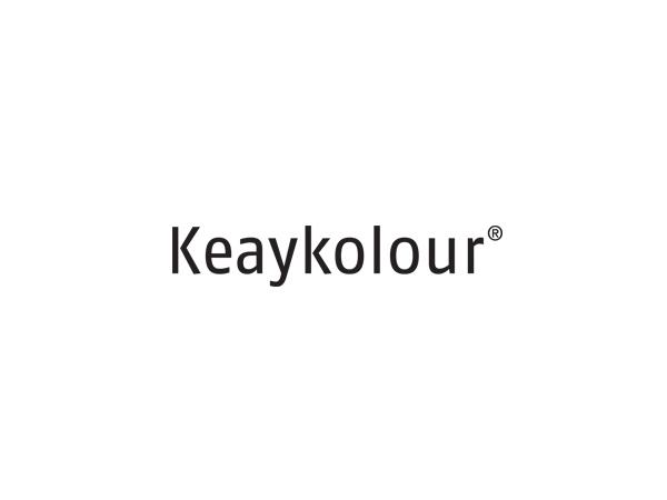 Logotype of premium sustainable paper brand Keaykolour