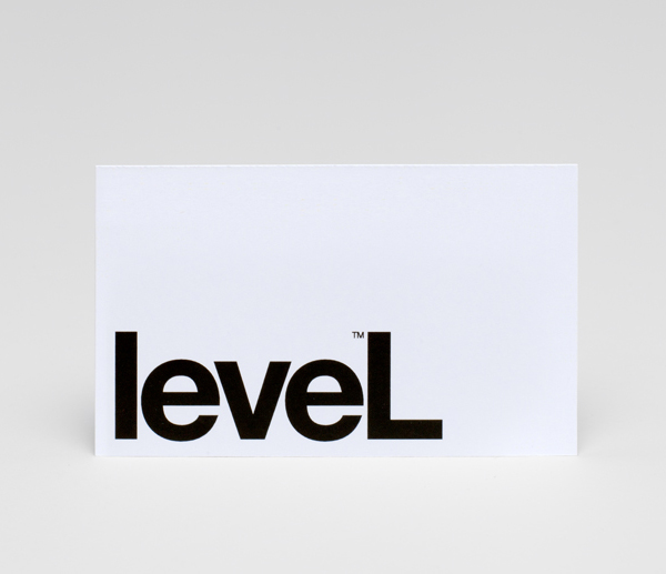 Logo and business card design by Hi Ho for Level Improvements